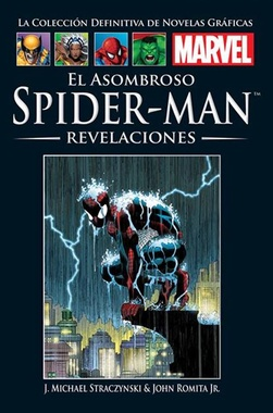 COLECC. DEF. MARVEL # 48 - (24) SPIDERMAN REVELACIONES