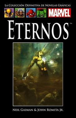 COLECC. DEF. MARVEL # 49 - (45) ETERNOS