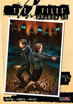THE X-FILES SEASON 10 # 01 - 01 DE 05