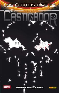 100 % MARVEL EL CASTIGADOR # 06. LOS ULTIMOS DIAS DE