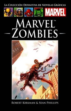 COLECC. DEF. MARVEL # 52 - (41) MARVEL ZOMBIES