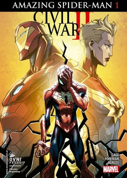 CIVIL WAR II - AMAZING SPIDERMAN # 01