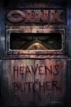 OINK HEAVENS BUTCHER