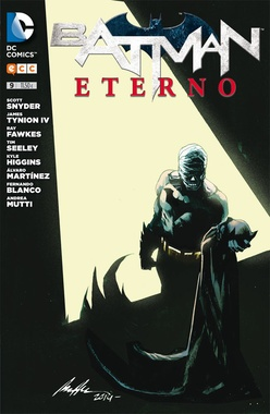 BATMAN ETERNO # 09