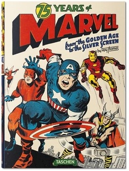 75 YEARS MARVEL COMICS