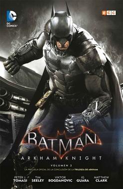BATMAN ARKHAM KNIGHT VOL # 02
