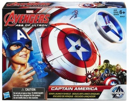 AVENGERS CAPITAN AMERICA STAR LAUNCH SHIELD