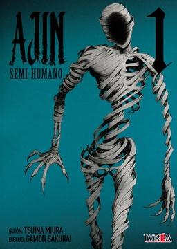 AJIN SEMI-HUMANO # 01
