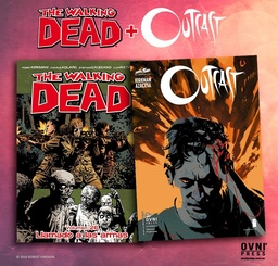 THE WALKING DEAD TPB # 26 + OUTCAST 01