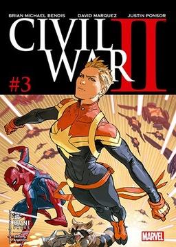 CIVIL WAR II # 03
