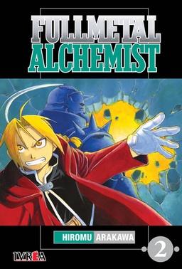FULLMETAL ALCHEMIST # 02 DE 27