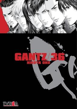 GANTZ # 36