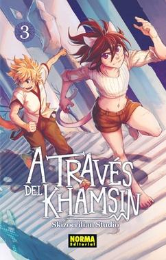 A TRAVES DEL KHAMSIN # 03
