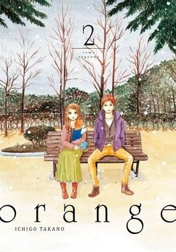ORANGE # 02