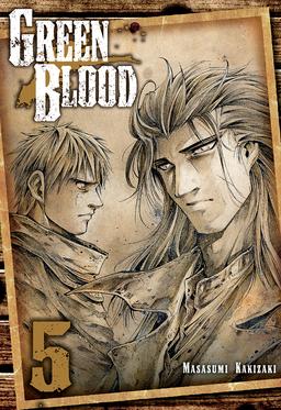 GREEN BLOOD # 05