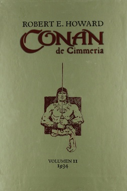 CONAN DE CIMMERIA VOL II