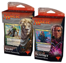 MAGIC MAZO - AETHER REVOLT
