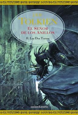 EL SEÑOR DE LOS ANILLOS II: LAS DOS TORRES (TAPA DURA LUJO)