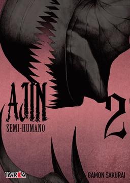 AJIN SEMI-HUMANO # 02