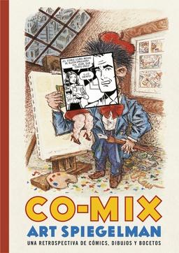CO-MIX: UNA RETROSPECTIVA DE COMICS, DIBUJOS Y BORRADORES