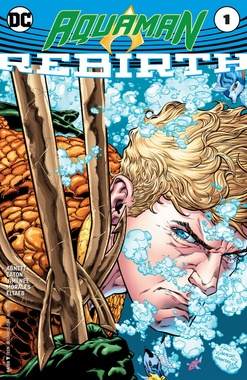 AQUAMAN VOL 1 THE DROWNING TPB (REBIRTH)