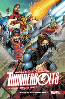 THUNDERBOLTS VOL 1 THERE IS NO HIGH TPB