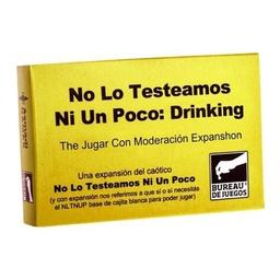 NO LO TESTEAMOS NI UN POCO: DRINKING
