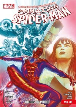 AMAZING SPIDERMAN TOMO # 03 - JUEGOS DE PODER