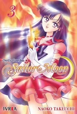 SAILOR MOON # 03 DE 12
