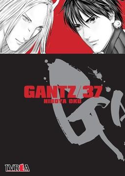 GANTZ # 37
