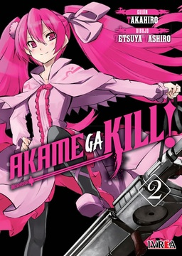 AKAME GA KILL # 02 DE 15