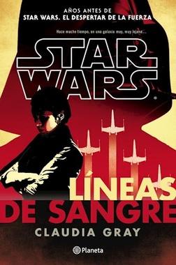 STAR WARS. LINEAS DE SANGRE