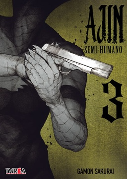AJIN SEMI-HUMANO # 03