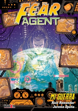 FEAR AGENT # 02
