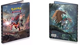 CARPETA POKEMON 4 FOLIOS POKEMON SUN & MOON 2