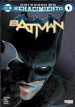 BATMAN # 01 (2017)