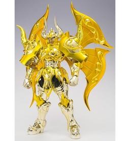 TAURUS ALDEBARAN FIGURA 20 CM MYTH CLOTH EX SAINT SEIYA SOUL OF GOLD