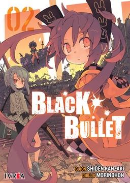 BLACK BULLET # 02