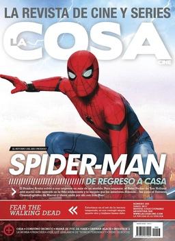 LA COSA # 243 SPIDERMAN DE REGRESO A CASA