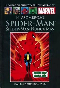 COLECC. DEF. MARVEL # 69 - (VI) SPIDERMAN NUNCA MAS
