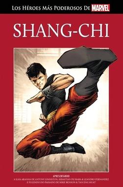 HEROES PODEROSOS MARVEL # 33 - SHANG - CHI