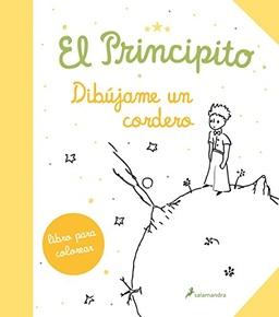 EL PRINCIPITO. DIBUJAME UN CORDERO