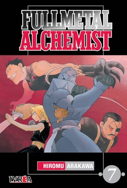 FULLMETAL ALCHEMIST # 07 DE 27