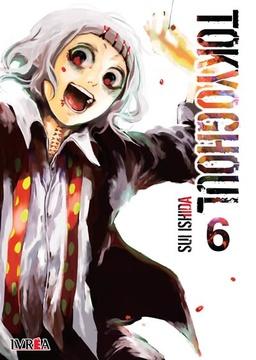 TOKYO GHOUL # 06 DE 14