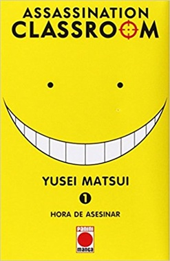 ASSASSINATION CLASSROOM # 01