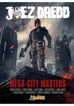 JUEZ DREDD: MEGA-CITY MASTERS (TOMO PELICULA)
