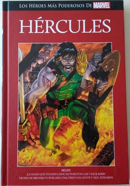 HEROES PODEROSOS MARVEL # 36 - HERCULES