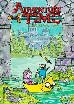 ADVENTURE TIME # 07 (HORA DE AVENTURA)