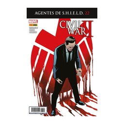 AGENTES DE SHIELD # 22 (CIVIL WAR II)