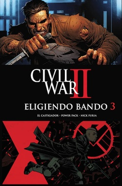 CIVIL WAR II ELIGIENDO BANDO # 03
